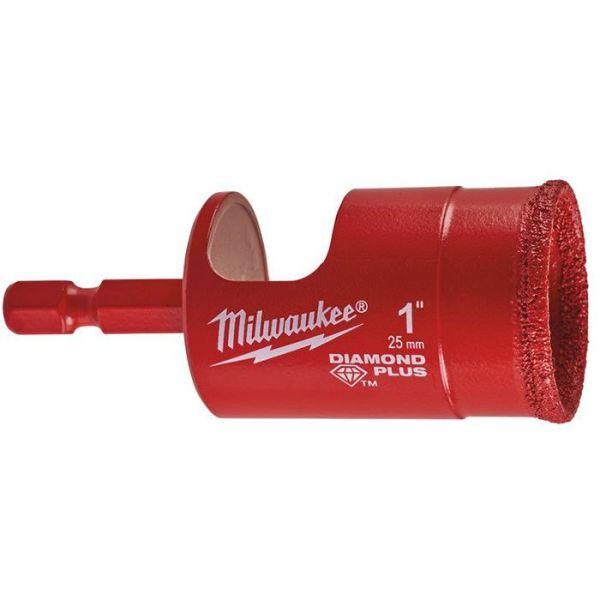 Milwaukee DIAMOND PLUS Diamantbor 25 mm