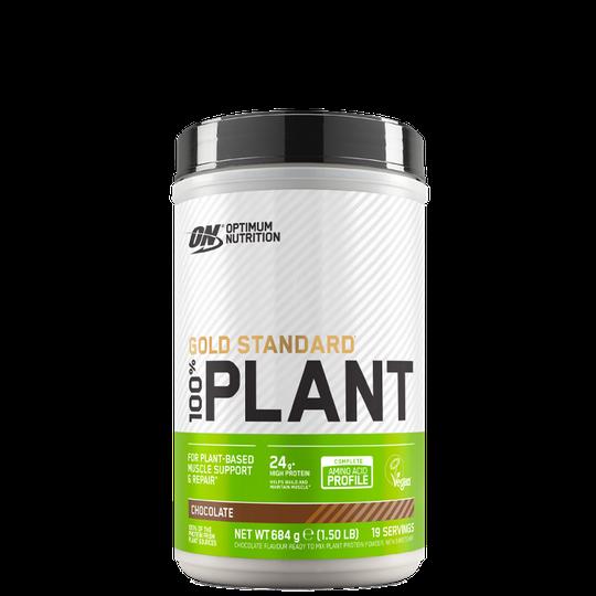Gold Standard 100% Plant, 684 g