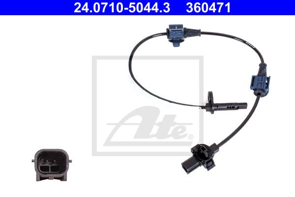 ABS-anturi ATE 24.0710-5044.3