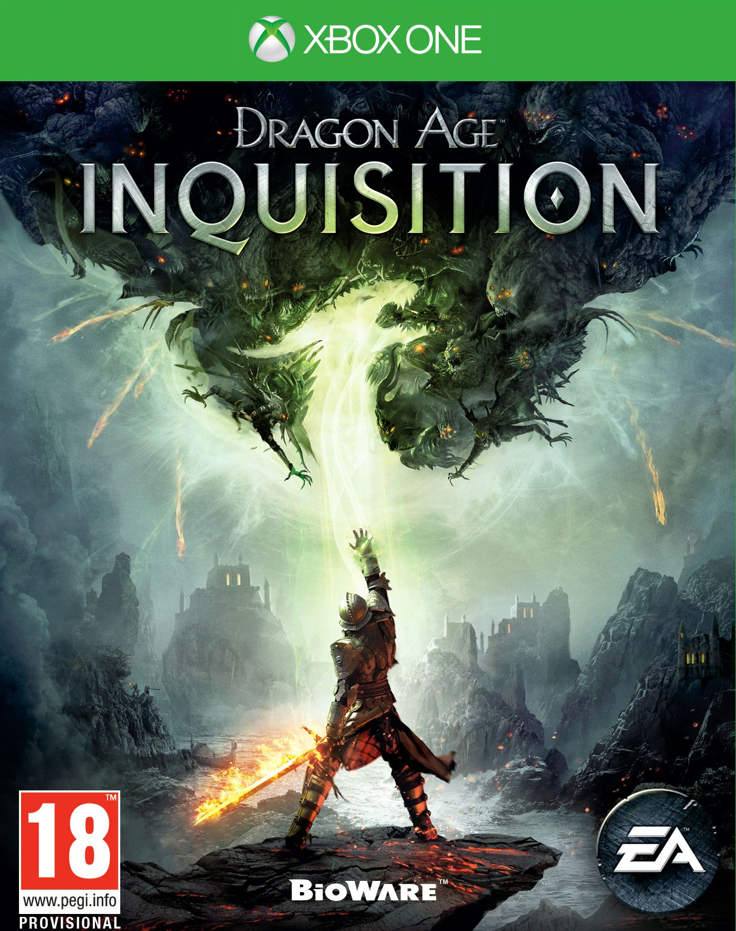 Dragon Age III (3): Inquisition /Xbox One