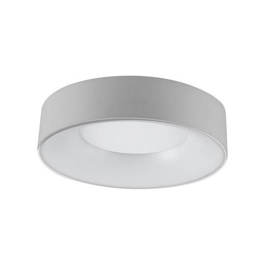 R30 LED-taklampe Ø 30 cm, sølv