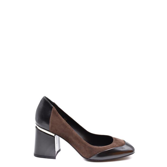 Tod`s Women's Pumps Shoe Brown 266091 - brown 35