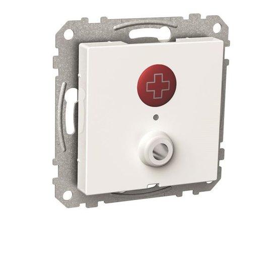 Schneider Electric WDE002245 Hätäsignaalipainike Asennettavaksi kojerasiaan c/c 60mm