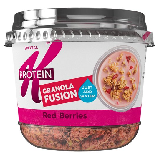 Kelloggs Special K Granola Fusion Red Berries 55g