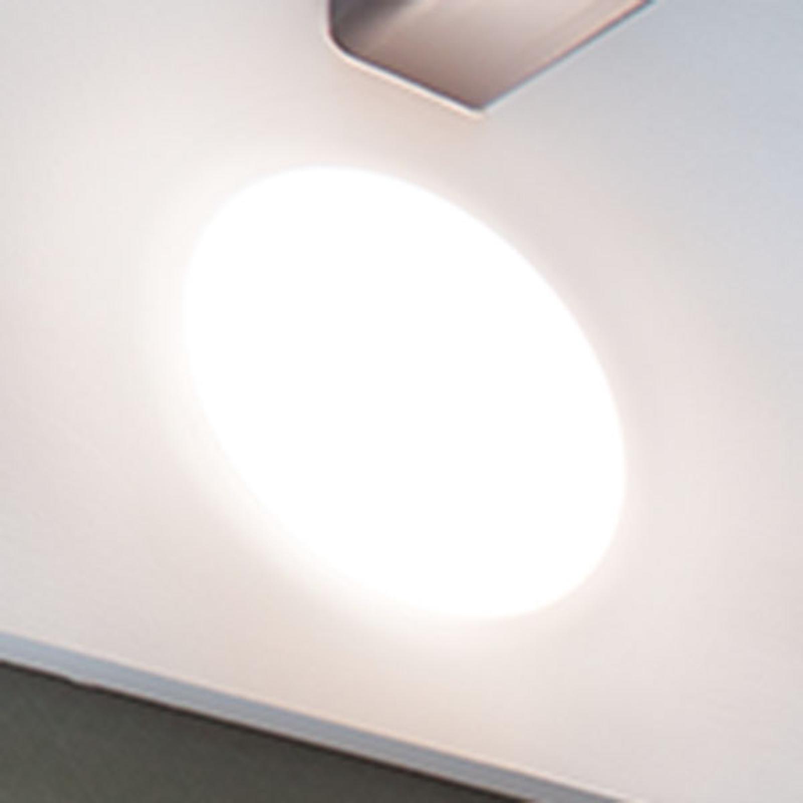 LED-seinävalaisin WBLR/500 48 cm 4 286 lm 3 000 K