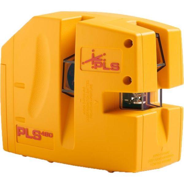 PLS 480 Ristilaser ilman laservastaanotinta