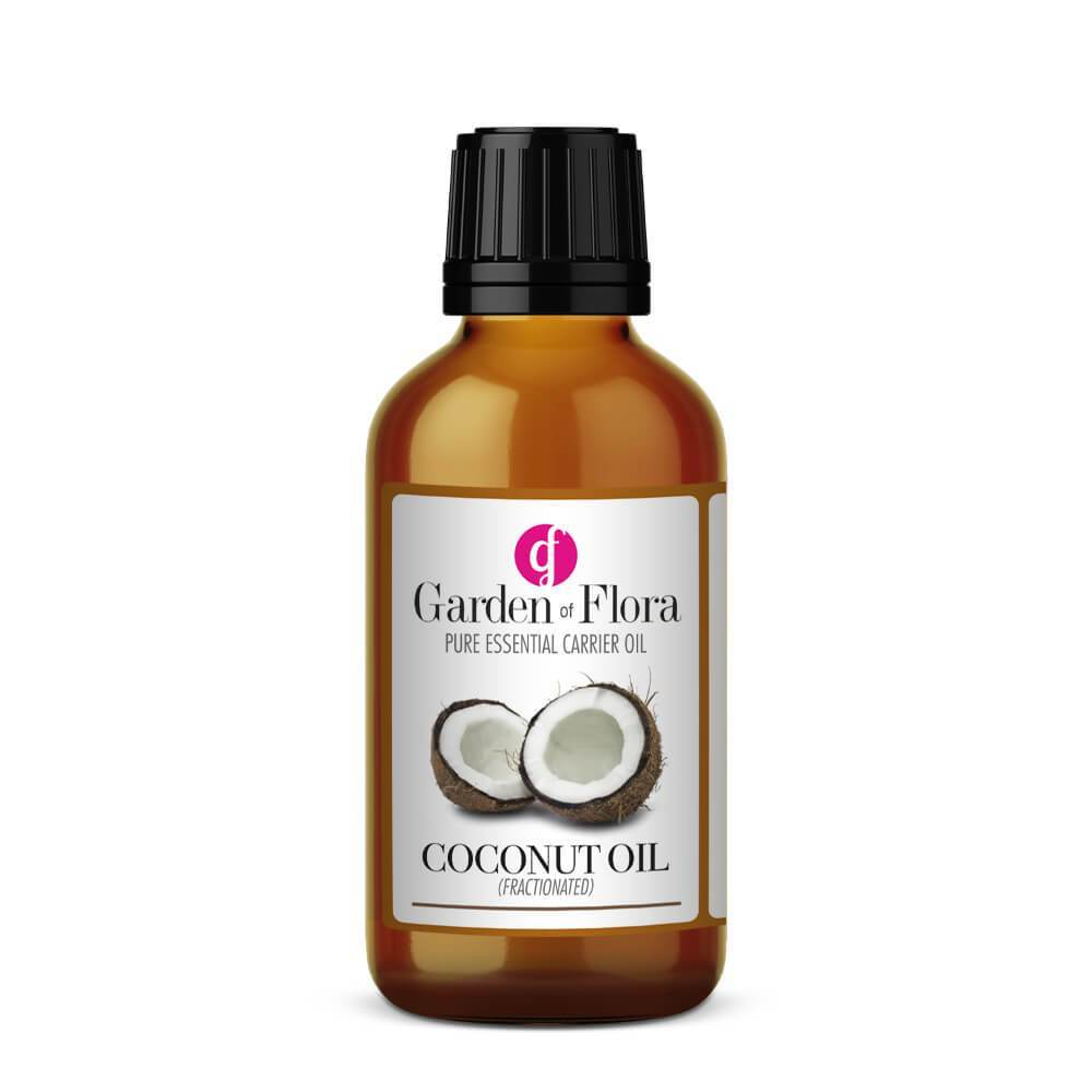 Coconut (fractionated) Pure Carrier Oil (50ml)