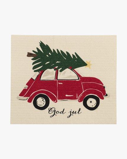 Tiskirätti, Christmas Car
