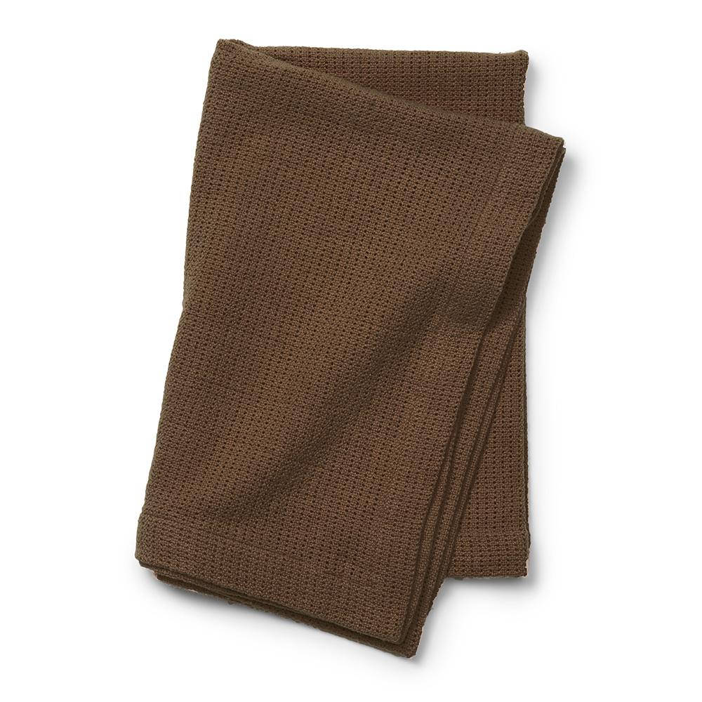 Cellular Blanket - Chocolate