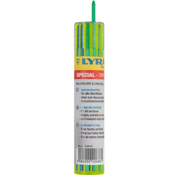 Lyra Dry Reservestift Special