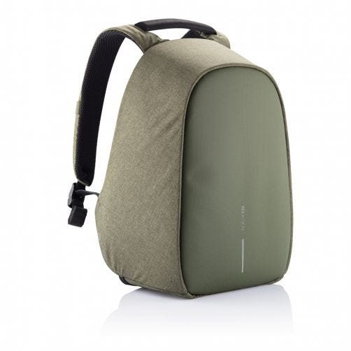 XD Design - Bobby Hero Small Anti-theft Backpack – Green (P705.707)