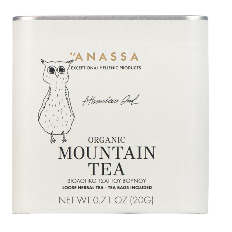 "Te ""Mountain Tea"" 20g - 76% rabatt"