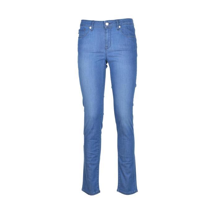 Love Moschino Women's Jeans Blue 322066 - blue 42