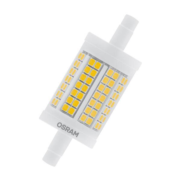 Osram PARATHOM DIM LINE R7s LED-lampe 78 mm, 827, 11,5 W