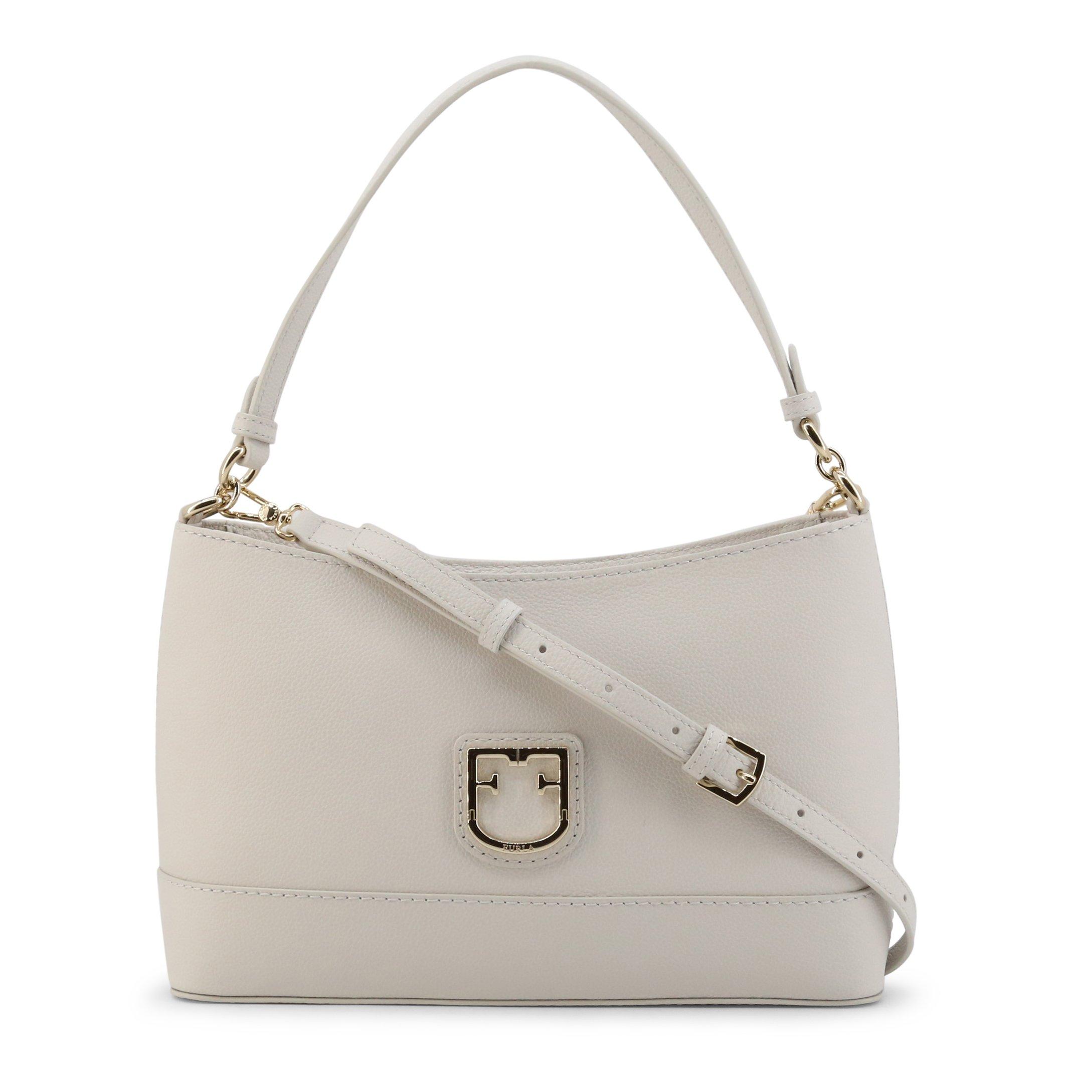 Furla Women's Handbag Various Colours HARPER_WB00063 - white NOSIZE