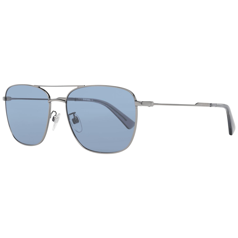Diesel Unisex Sunglasses Gunmetal DL0316-D 6008V