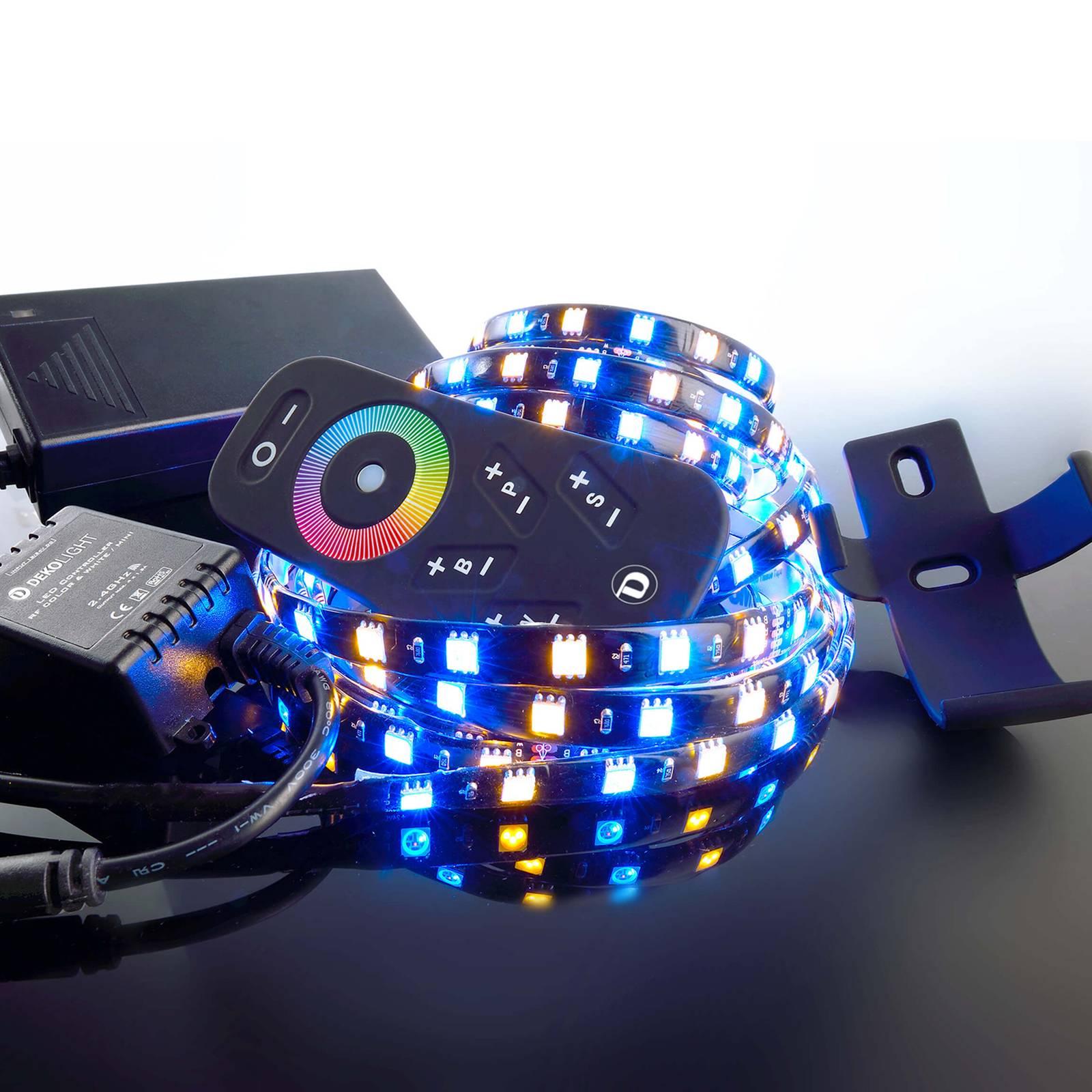 LED-valonauhasarja Mixit RGBW 2 700 K, 2,5 m, 35 W