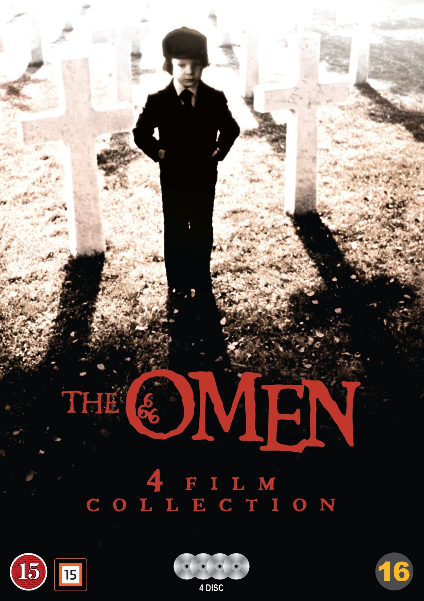 OMEN. 1-4 DVD BOXSET
