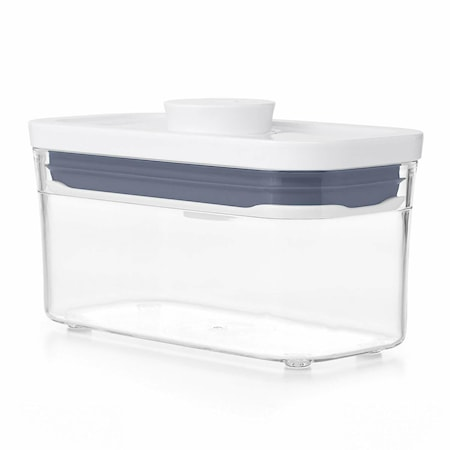 POP Container smal rektangulær, 0,4L