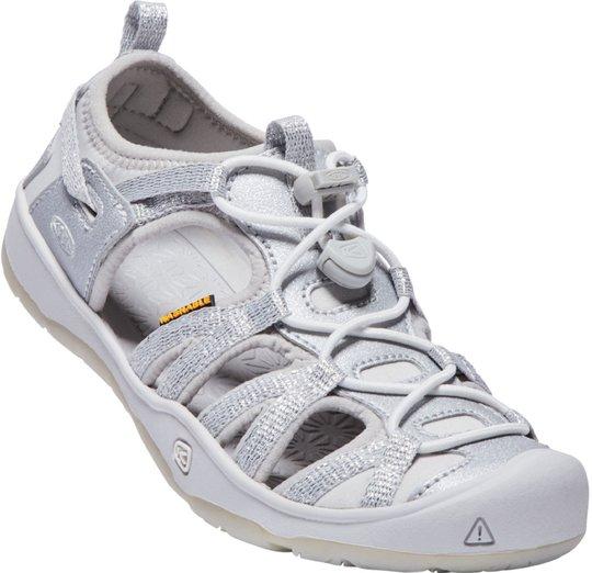 KEEN Moxie Sandal, Silver 32-33