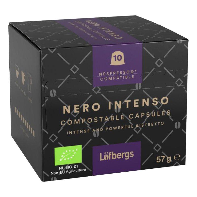 Eko Kaffekapslar Nero Intenso 10-pack - 50% rabatt