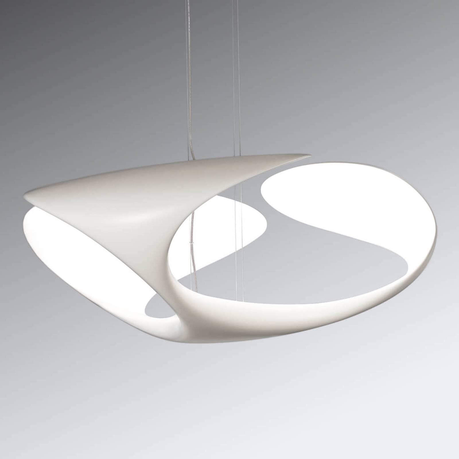 Näyttävä LED-riippuvalaisin Clover