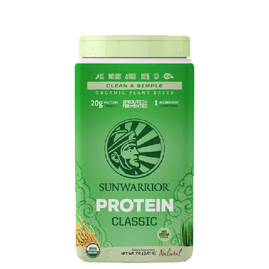 Classic Risprotein Vanilj, 750 g