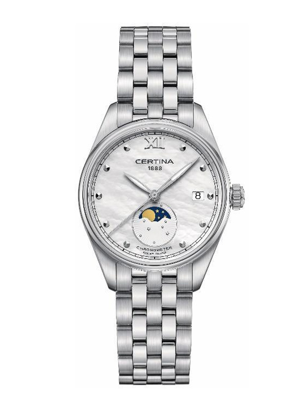 Certina DS-8 Lady Moon Phase c033.257.11.118.00