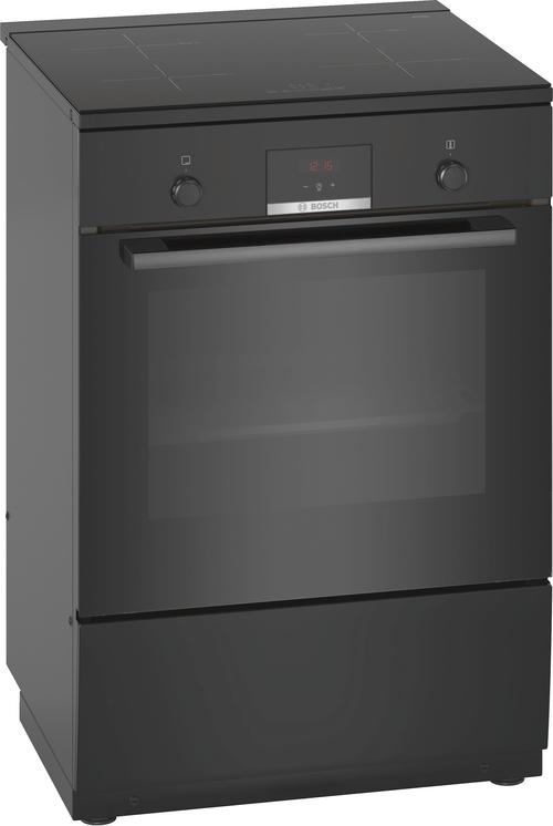 Bosch Hln39a060u Serie 4 Induktionsspis - Svart