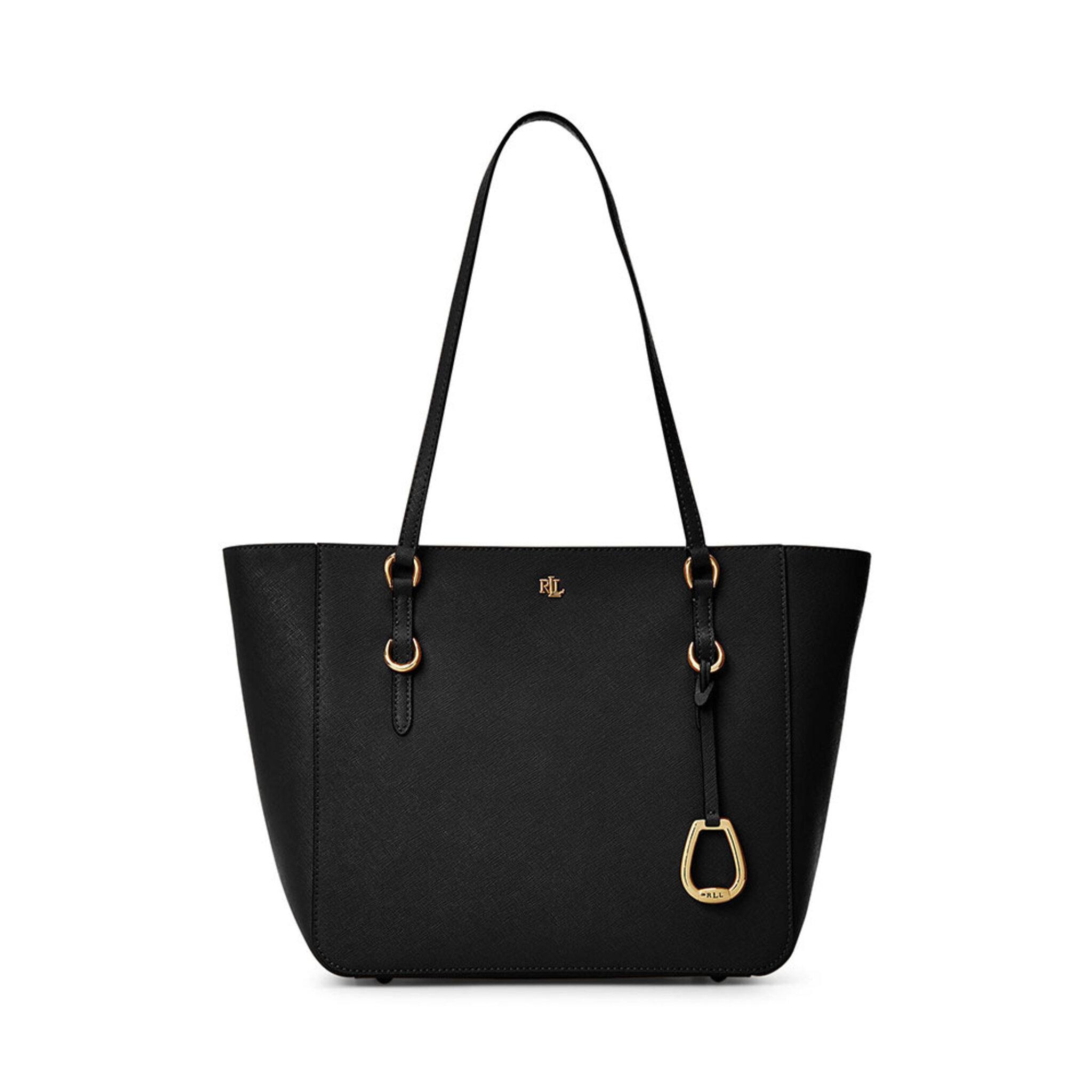 Leather Medium Shopper