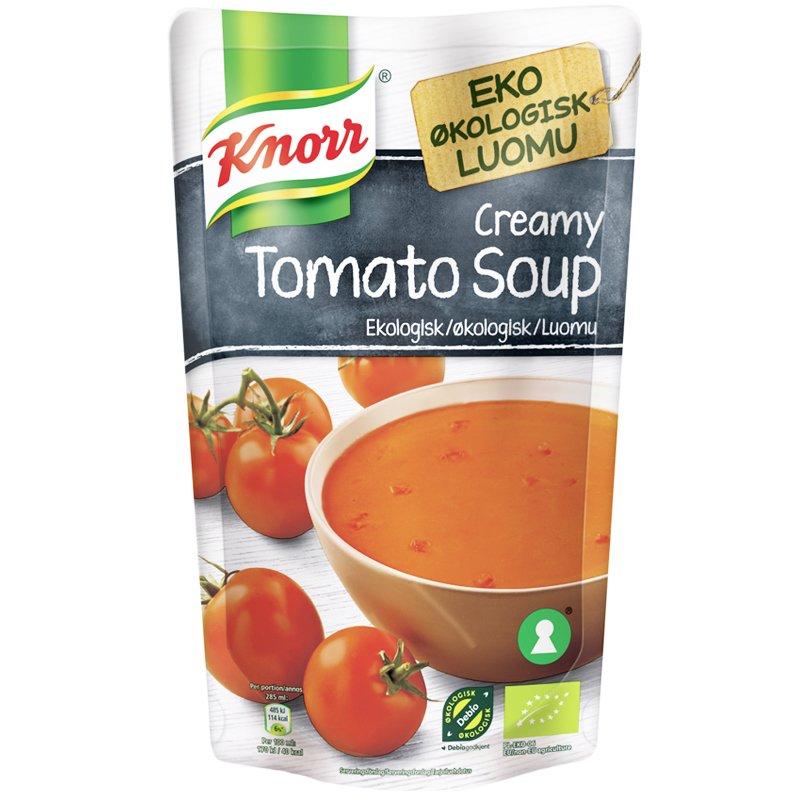 Luomu Tomaattikeitto 570ml - 29% alennus