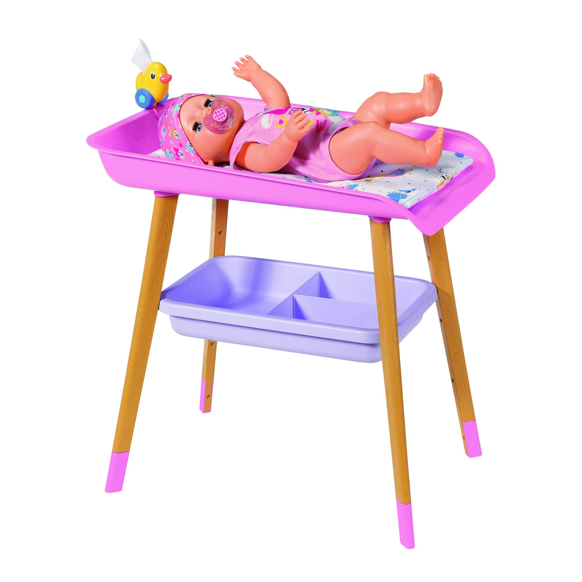 BABY Born Nukentarvikkeet Hoitopöytä