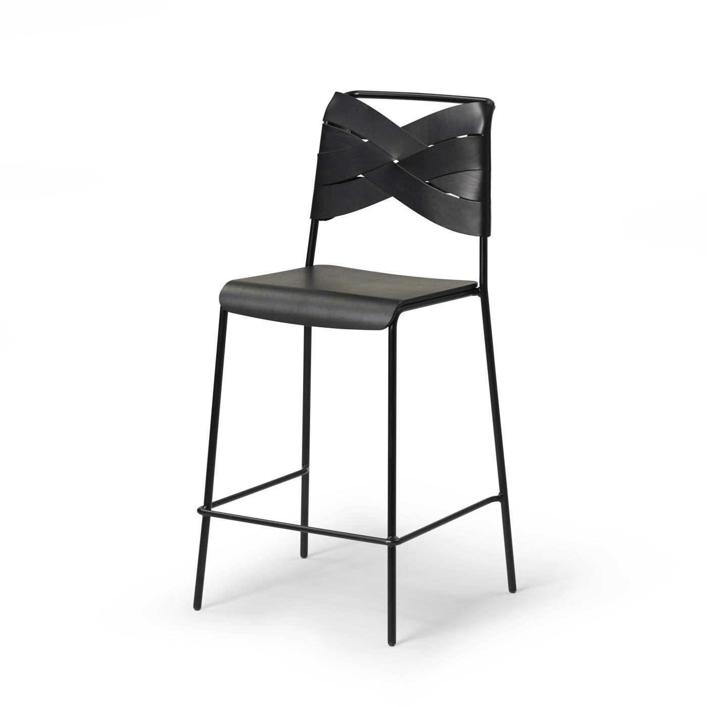 Torso Barstol svart, Design House