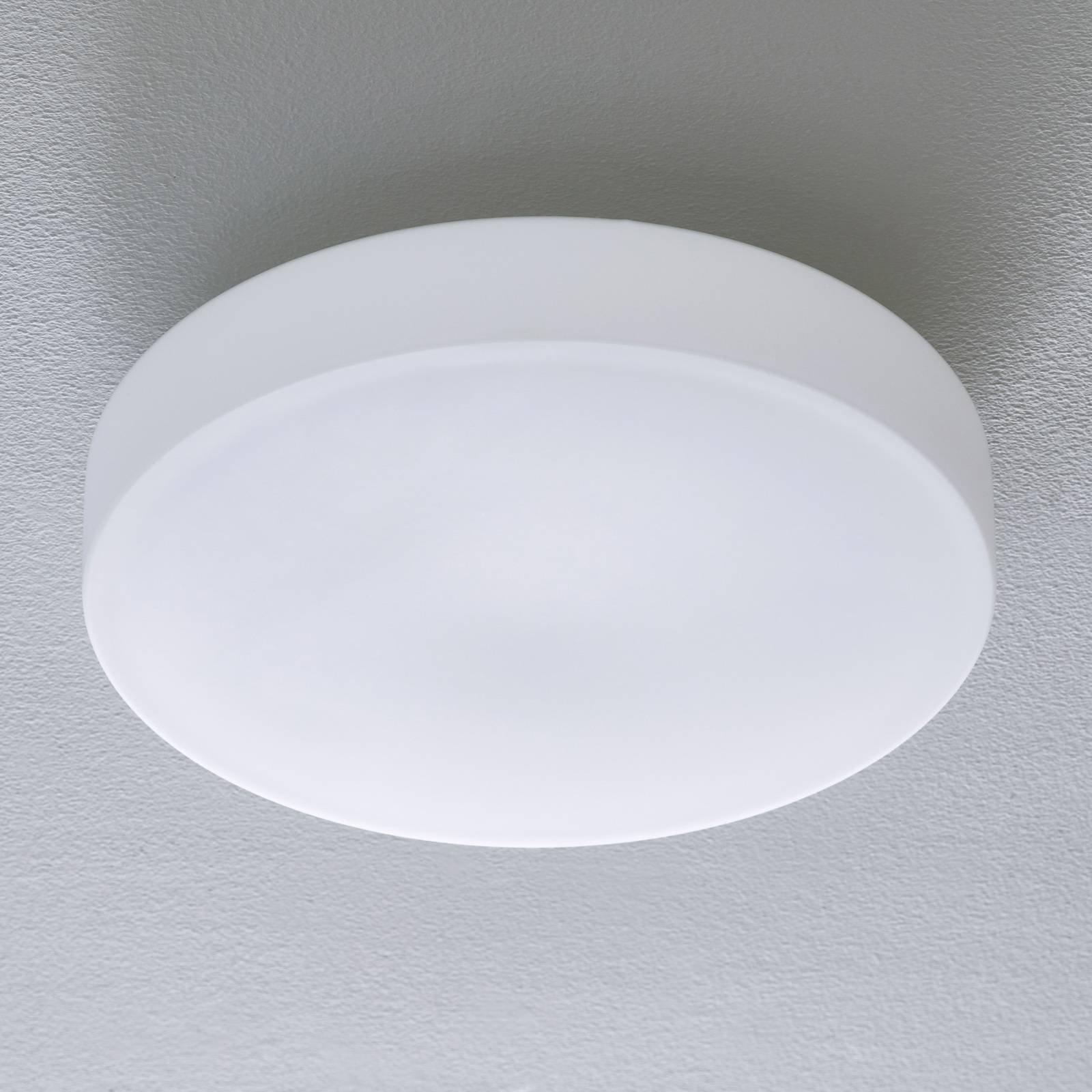 BEGA 50652 LED-taklampe opalglass 3 000 K Ø39cm