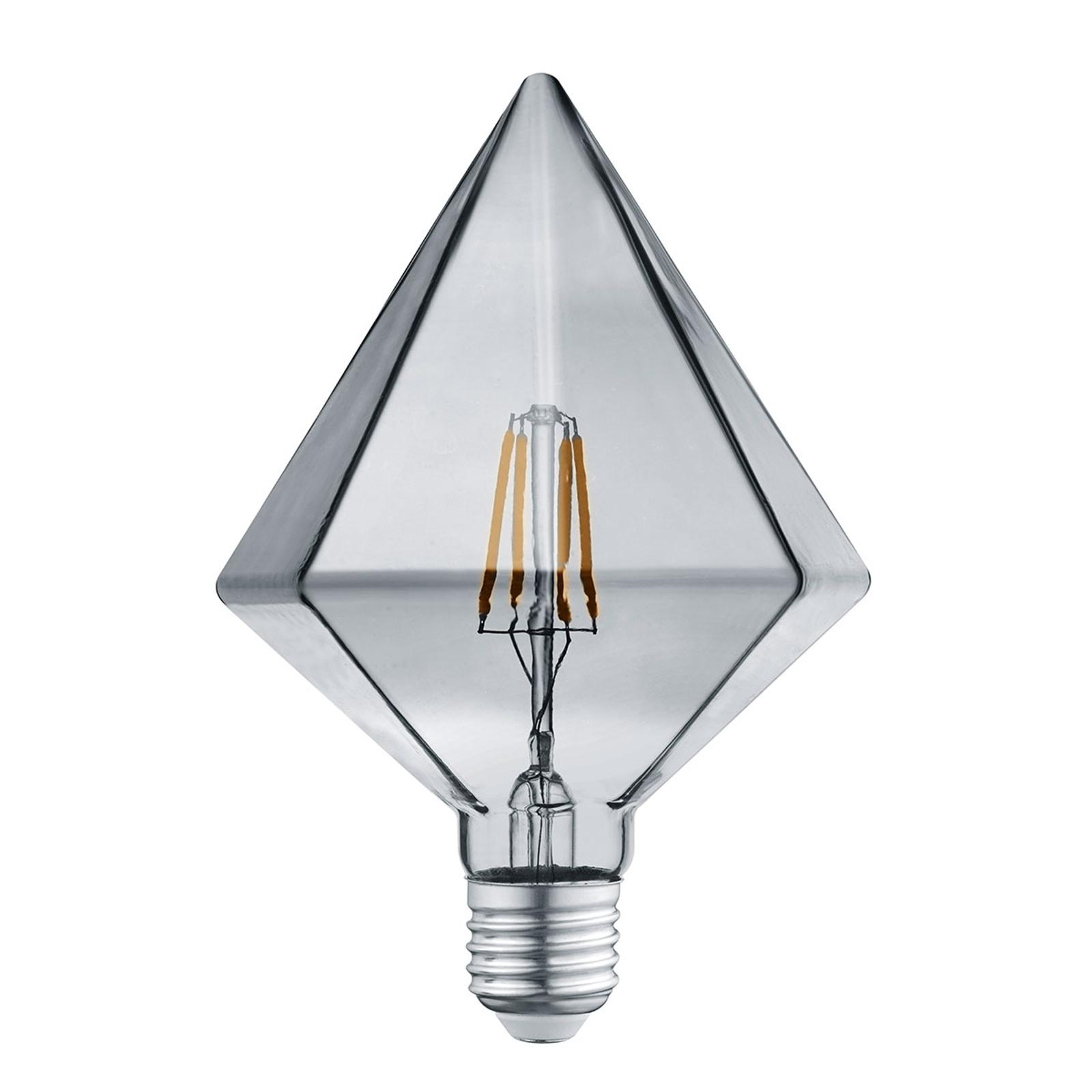 LED-lamppu E27 4W 3 000 K, savunvärinen