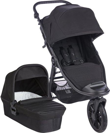 Baby Jogger City Elite 2 Duovogn, Jet