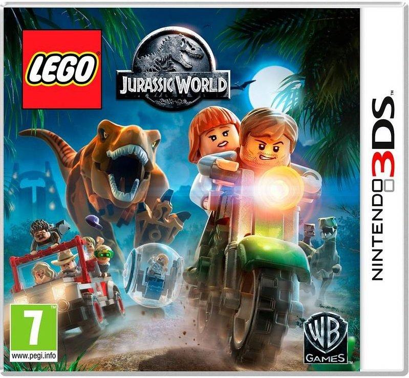 LEGO Jurassic World (ES)