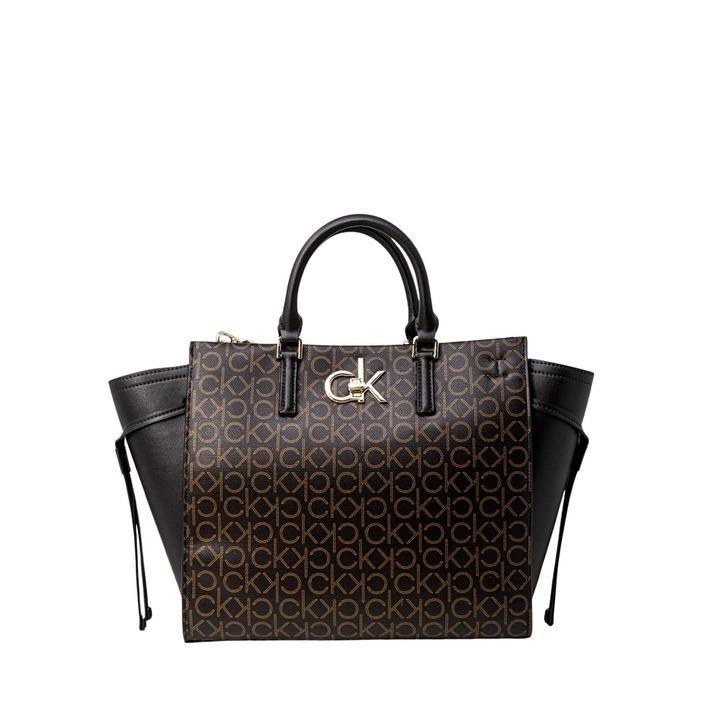 Calvin Klein Jeans Women Handbag Brown 305286 - brown UNICA