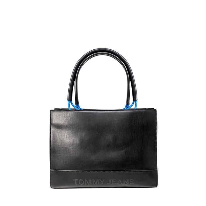 Tommy Hilfiger Jeans Women's Handbag Black 305169 - black UNICA