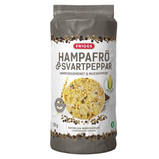 Maissikakut Hamppu & Mustapippuri - 30% alennus