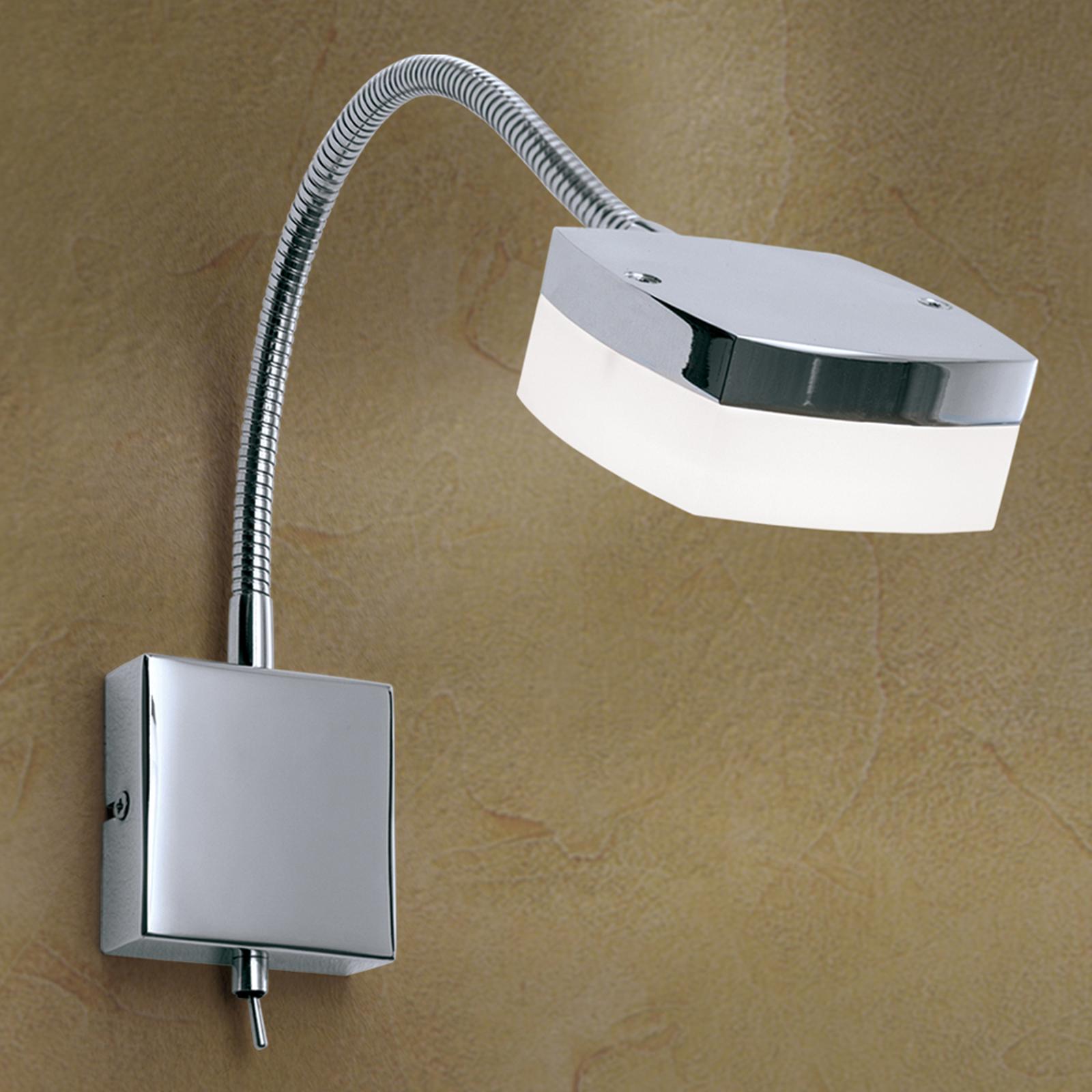 Joutsenkaulainen Narek-LED-seinävalaisin