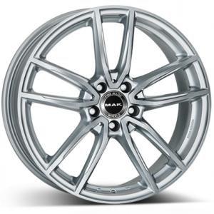 MAK Evo silver 7.5x17 5/112 ET36 B66.6