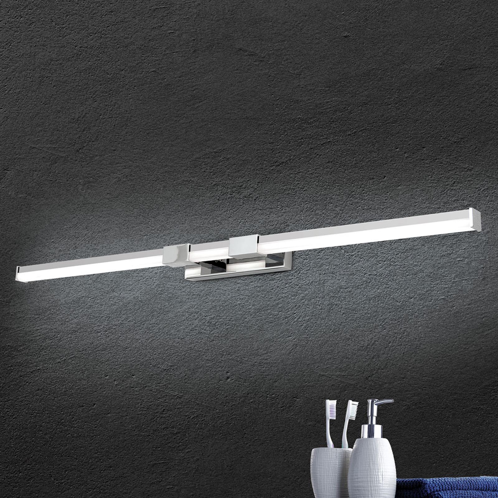 Kylpyhuoneen peililamppu Argo, LED 75,5 cm