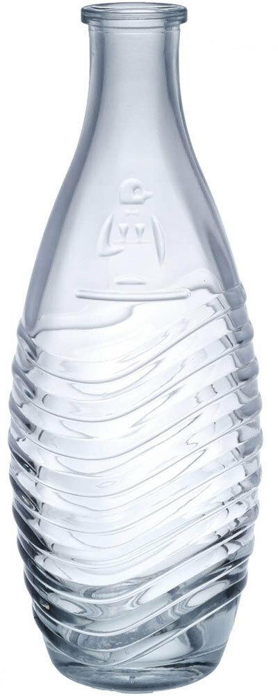 Sodastrem Glas Bottle Crystal Penguin Kolsyremaskin