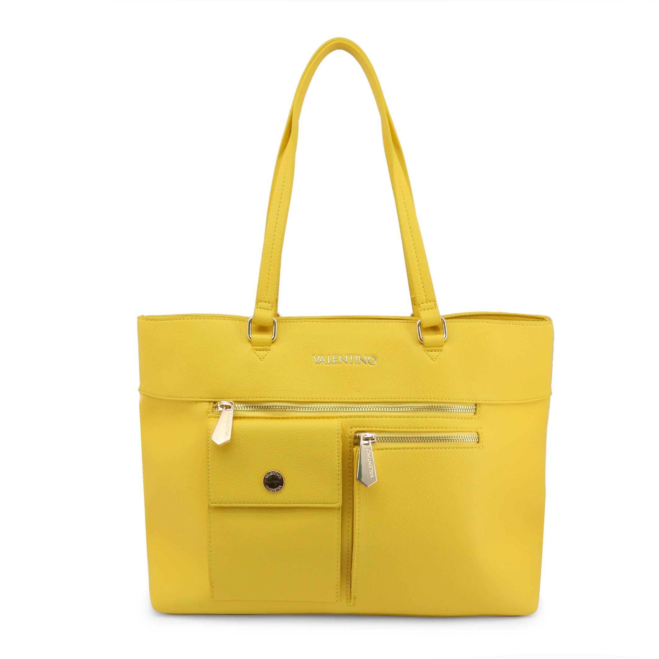 Valentino by Mario Valentino Women's Shopping Bag Various Colours CASPER-VBS3XL01 - yellow NOSIZE
