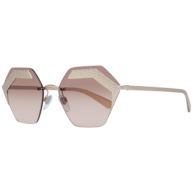 Bvlgari Women's Sunglasses Rose Gold BV6103 20131457