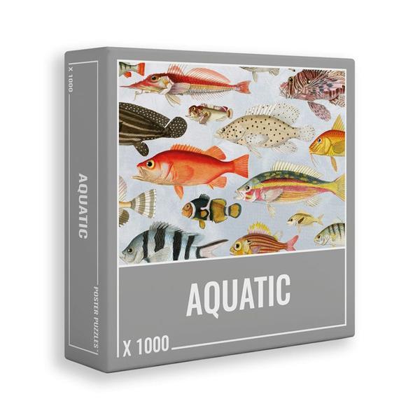 Aquatic Jigsaw Puzzle
