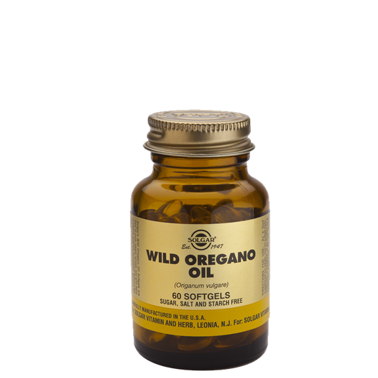 Wild Oregano oil, 60 softgels