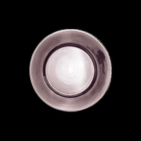 Basic Tallrik Plommon 28 cm