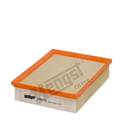 Ilmansuodatin HENGST FILTER E1022L01